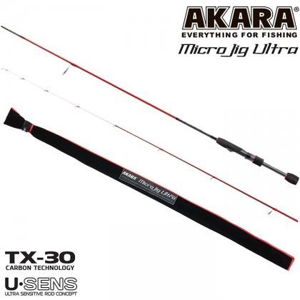 Спиннинг Akara SL1004 Micro Jig Ultra 2.0м/0.5-6гр