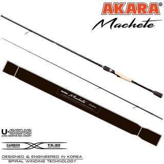 Спиннинг Akara Machete 902 H 2.7м/21-62гр