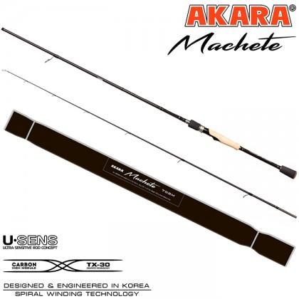 Спиннинг Akara Machete 802 M 2.7м/8-32гр