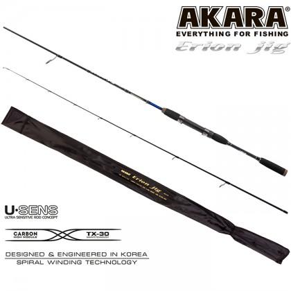 Спиннинг Akara Erion Jig (5-25гр) 2,1м