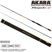 Спиннинг Akara Magista GT M702 2.1м/5.5-27гр