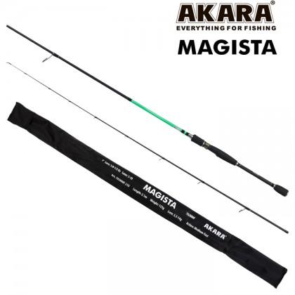 Спиннинг Akara Magista GT MH822 2.48м/10.5-35гр