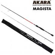 Спиннинг Akara Magista MLMF 702 (2,8-7гр) 2,1м