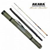 Спиннинг Akara River Hunter 2.7м/7-28гр (в тубусе)