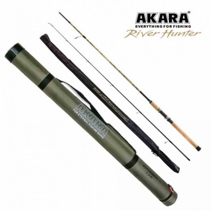 Спиннинг Akara River Hunter 2.7м/7-28гр (в тубусе)