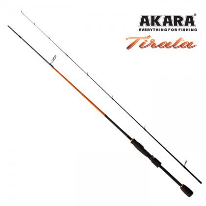 Спиннинг Akara SL1002 Tirata (3,5-10,5гр) 2,1м