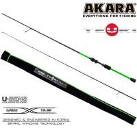 Спиннинг Akara Teuri LS802 (3,5-12гр) 2,44м