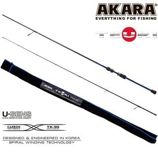 Спиннинг Akara Teuri MLS702 (5,5-17,5гр) 2,1м