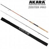 Спиннинг Akara Zester Pro 2.4м/3-18гр