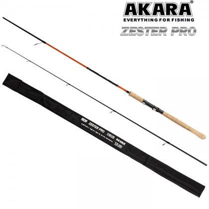 Спиннинг Akara Zester Pro 2.4м/5-25гр