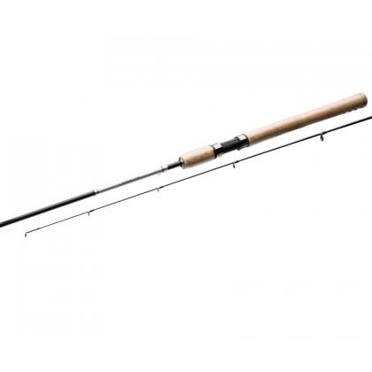Daiwa Sweepfire Jigger 2.4м, спиннинг, тест 5-25гр