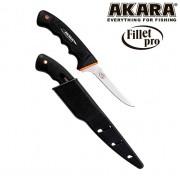 Нож филейный Akara Fillet Pro, 100 мм