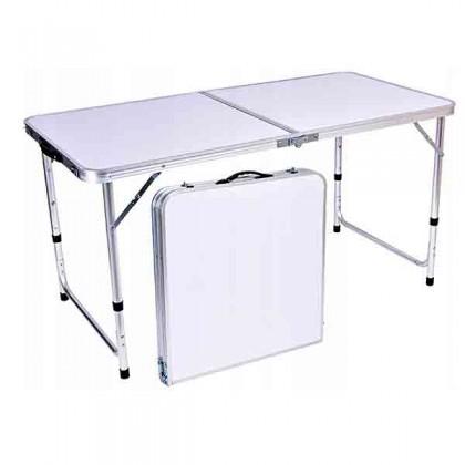 Складной туристический стол Libao, 120х60х70см