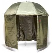 Зонт рыболовный Tramp с пологом TRF-045, D-250см