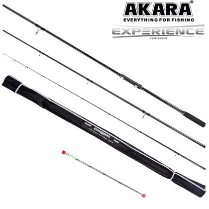 Фидер Akara Experience TX-30 (тест 50-150 грамм) 3.3 м