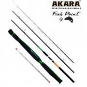 Фидер Akara Fish Point TX-20 (тест 40-120 грамм) 3.3 м