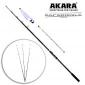 Фидер телескопический Akara Experience Tele 3.6м/ 120гр