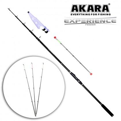 Фидер телескопический Akara Experience Tele 3.3м/ 120гр