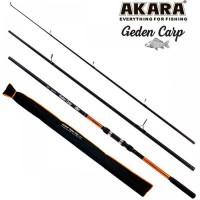 Удилище карповое Akara Geden Carp TX-20 3.6м, тест: 3.5lbs, 450гр