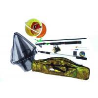 Комплект для рыбалки Пескарь 300 (удочка в сборе 3,0м)