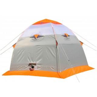 Палатка зимняя Lotos 3 (оранжевая)