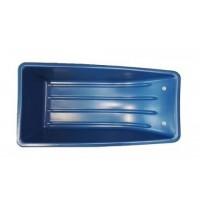 Санки рыбацкие синие Solar C-2/1