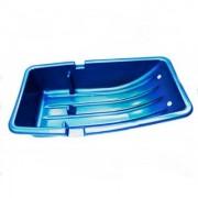 Санки рыбацкие синие Solar C-2/1 COMBO