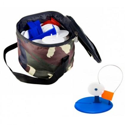 Ставка оснащенная комплект (10шт) в сумке