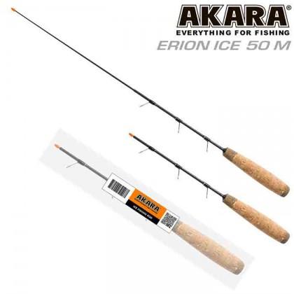 Удочка зимняя Akara Erion Ice 60 M