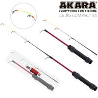 Удочка зимняя Akara Ice Jig Compact 7гр/ 55см