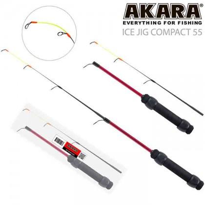 Удочка зимняя Akara Ice Jig Compact 28гр/ 55см