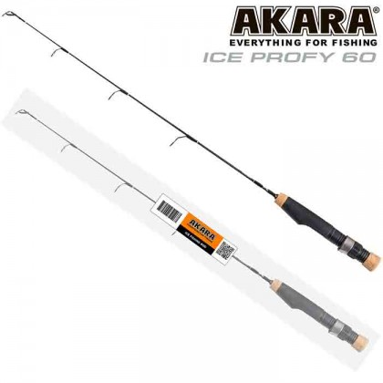 Удочка зимняя Akara Ice Profi 60см